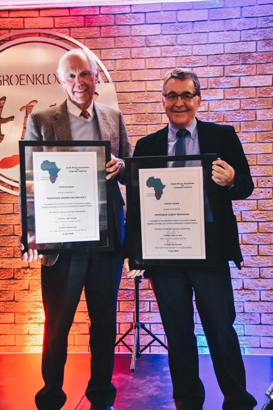 Albert_Weideman_Lifetime_Award