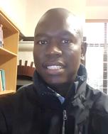 Dr Kabelo Sebolai (UCT)